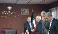عرب ؛ استعفای شفاهی و کتبی ایرج عرب در ملااقت با مسعود سلطانیفر وزیر ورزش