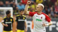 مکس ؛ برترین مهارت های دفاعی فیلیپ مکس بازیکن آگزبورگ آلمان