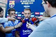 آرتور ملو : من، هواداران و تیم از بازگشت نیمار به بارسلونا استقبال میکنیم