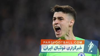 کپا ؛ برترین سیو های کپا آریسوبالاگا در رقابت های لالیگا اسپانیا ؛ خبرگزاری پارس فوتبال