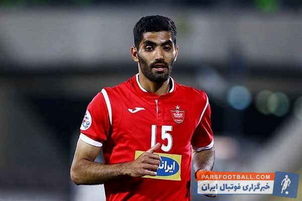 محمد انصاری در انتظار حضور در ترکیب اصلی