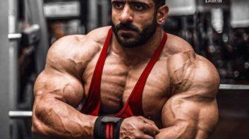 هادی چوپان ؛ مقام سومی هادی چوپان بدنساز ایرانی در مسترالمپیا ؛ خبرگزاری پارس فوتبال