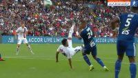 لوشامپیونه ؛ برترین گل های هفته پنجم رقابت های لوشامپیونه فرانسه 2019/2020