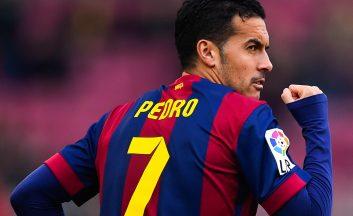 مهارت ها و گل های برتر پدرو در باشگاه بارسلونا رقابت های لالیگا