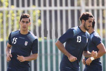 محمد نادری تنها پرسپولیسی است که از اردوی قبلی تیم ملی در فهرست تیم باقی مانده محمد نادری امیدوار است همچنان پیراهن تیم ملی را برتن کند.