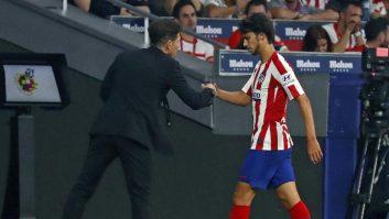 ژوائو فلیکس در جریان دربی مادرید بین اتلتیکو و رئال هم از سوی دیگو سیمئونه تعویض شد تا روند تعویضهای او در بازیهای اتلتیکو ادامه داشته باشد.
