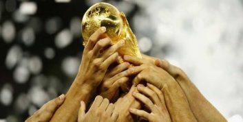 جام جهانی ؛ تغییرات لوگوی جام جهانی از سال 1958 میلادی تا 2022