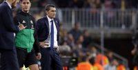 والورده سرمربی بارسلونا : به نظرم مسی مصدوم نشده است ؛ خبرگزاری پارس فوتبال