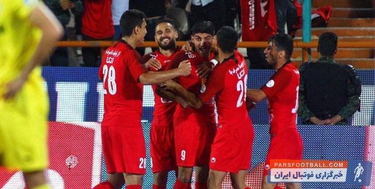 عربشاهی : مطمئن باشید میتوانیم با دو سه گل استقلال را شکست دهیم