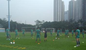 به نقل از سایت فدراسیون فوتبال، ملی پوشان تیم ملی ایران امروز از ساعت ۱۷ به وقت محلی دومین جلسه تمرینی خود را در هنگ کنگ برگزار کردند.