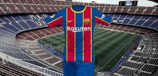 تفاوتی که پیراهن فصل آینده بارسلونا شباهت زیادی به پیراهن فصل ۱۱-۲۰۱۰ دارد، قرار گرفتن خطوط باریک زرد رنگ میان نوارهای عمودی بارسلونا است.