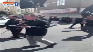 مداحی محمدحسن انصاریفرد مدیر عامل پرسپولیس در روز تاسوعا