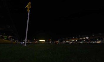 قطع برق در استادیوم-ورزشگاه تیم بورتون-لیگ کاپ انگلیس