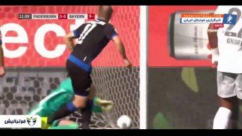 خلاصه بازی پادربورن 2-3 بایرن مونخ بوندس لیگا آلمان 2019/2020