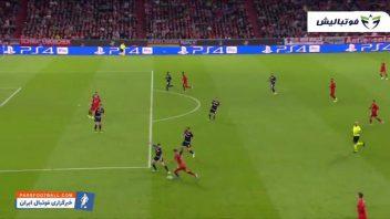 خلاصه بازی بایرن مونیخ 3-0 ستاره سرخ بلگراد لیگ قهرمانان اروپا