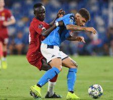 خلاصه بازی ناپولی 2-0 لیورپول لیگ قهرمانان اروپا