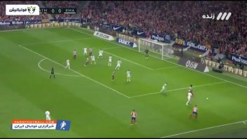 رئال مادرید ؛ خلاصه بازی اتلتیکومادرید 0-0 رئال مادرید لالیگا اسپانیا 2019/2020