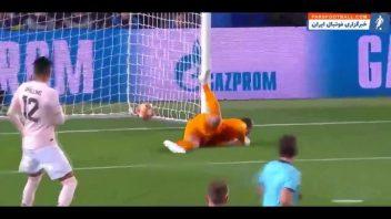 دروازه بان ؛ سوتی های خنده دار از دروازه بان ها در فوتبال جهان ؛ خبرگزاری پارس فوتبال