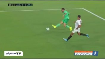 خلاصه بازی سویا 0-1 رئال مادرید لالیگا اسپانیا 2019/2020