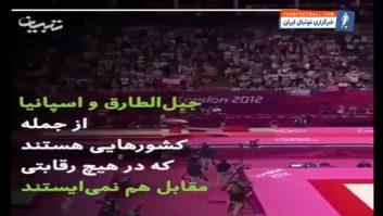 ملی ؛ بی همتی و ناتوانی مسئولان در تبیین دیپلماسی ورزشی ایران برابر رژیم اشغالگر صهیونیستی
