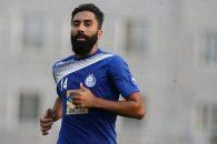 باقری ؛ بازگشت فرشید باقری بدون عمل جراحی به ترکیب باشگاه استقلال