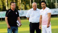 حمید استیلی جانشین فرهاد مجیدی در تیم ملی امید شد