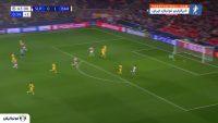 خلاصه بازی اسلاویا پراگ 1-2 بارسلونا لیگ قهرمانان اروپا