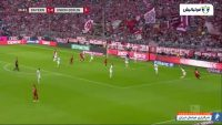 خلاصه بازی بایرن مونیخ 2-1 یونین برلین بوندس لیگا 2019/2020