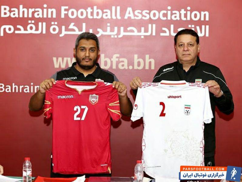 دیدار تیم ملی فوتبال بحرین و ایران از مرحله دوم انتخابی جام جهانی ۲۰۲۲ قطر، روز سه شنبه ۲۳ مهرماه ساعت ۲۰ در ورزشگاه ملی بحرین برگزار می شود.