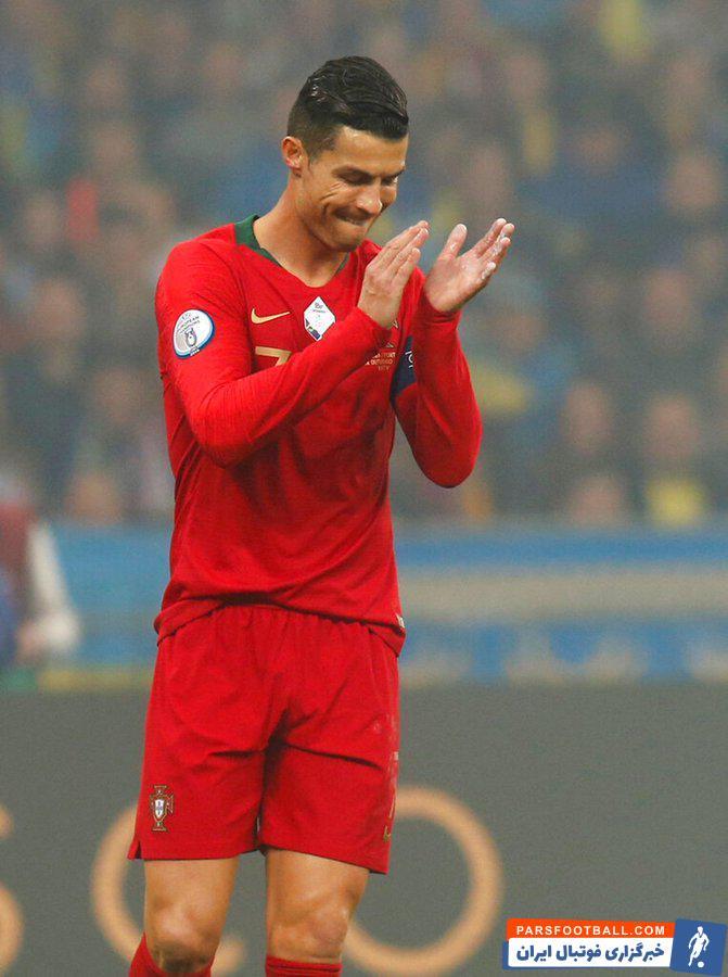 رونالدو 95 گل برای تیم ملی پرتغال، 5 گل برای اسپورتینگ ، 118 گل با یونایتد، 450 گل برای رئال مادرید و 32 گل با پیراهن یوونتوس وارد دروازه رقبا کرده است.