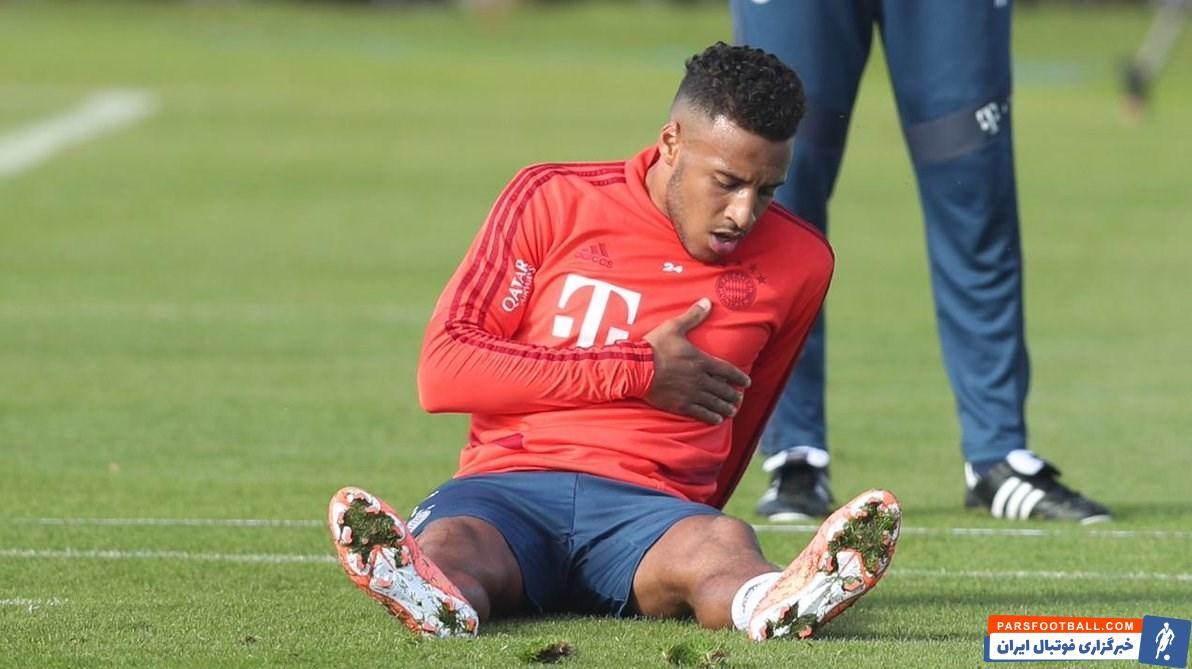 تولیسو در جریان تمرینات بایرن مونیخ دچار حمله قلبی شد. هافبک ۲۵ ساله فرانسوی که در بازی دیروز بایرن و آگزبورگ نیمکت نشین بود، در تمرینات امروز دچار مشکل شد.