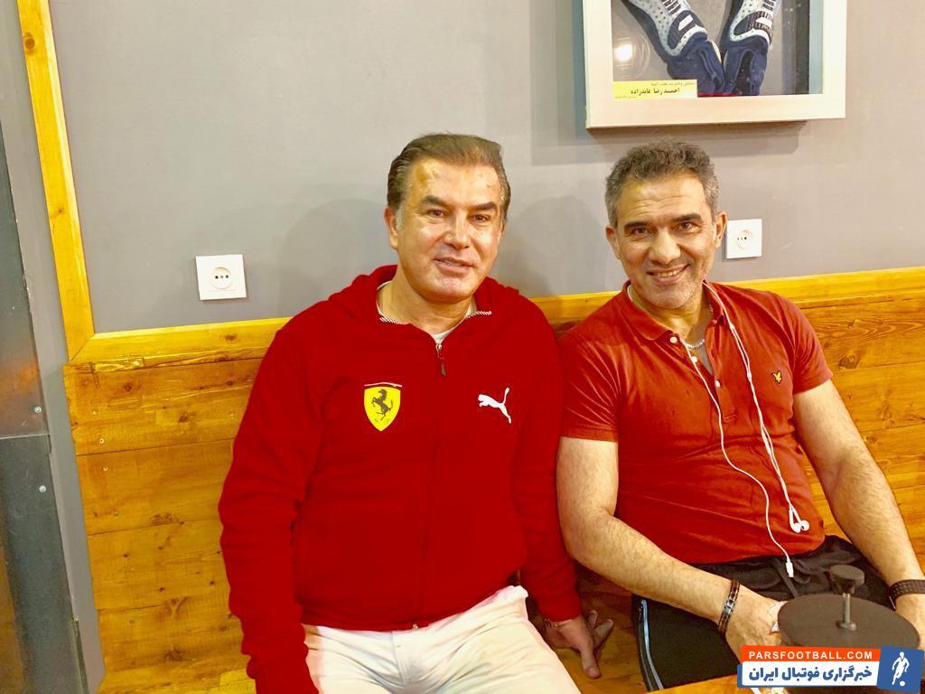 حمید استیلی امروز به تهران سفر می کند تا بازی های لیگ را زیر نظر بگیرد حمید استیلی در این سفر ملاقاتی هم با عابدزاده هم بازی سال های قبلش داشت.