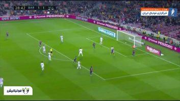 خلاصه بازی بارسلونا 5-1 وایادولید لالیگا اسپانیا 2019/2020