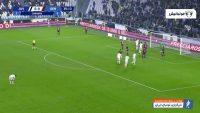 خلاصه بازی یوونتوس 2-1 جنووا سری آ ایتالیا 2019/2020