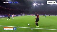 خلاصه بازی آژاکس 0-1 چلسی لیگ قهرمانان اروپا 2019/2020