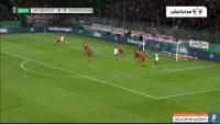 خلاصه بازی بوخوم 1-2 بایرن مونیخ جام حذفی آلمان
