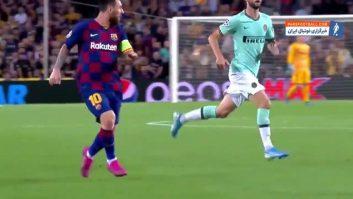 مسی ؛ گل ها و مهارت های لیونل مسی در بارسلونا فصل 2019/2020