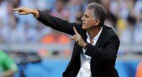 کیروش ؛ درخواست هواداران کلمبیا برای اخراج کارلوس کی روش از تیم