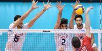 خلاصه بازی والیبال ایران 1-3 روسیه جام جهانی 2019 ژاپن