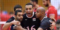 شکست تیم ملی والیبال ایران برابر مصر در مسابقات جام جهانی والیبال ژاپن