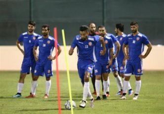 تیم ملی بحرین