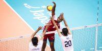 ایران ؛ شکست سه بر صفر تیم ملی والیبال در دیدار برابر لهستان جام جهانی والیبال 2019