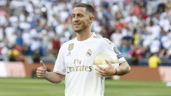 برترین تکنیک های ادن هازارد در رئال مادرید رقابت های لالیگا