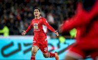 استوری بازیکنان پرسپولیس برای تبریک تولد محمد نادری