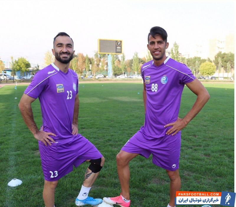 استقلال از ساعت ۱۶ دیروز تمرینات آمادهسازی خود را برای دیدار با فجر  برگزار کرد پیش از شروع تمرین استقلال استراماچونی برای بازیکنان به صحبت پرداخت.