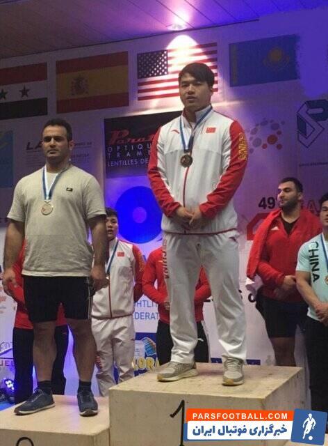 مسابقات وزنه برداری سوئیس که گزینشی المپیک ۲۰۲۰ بود، شب گذشته برگزار شد و از ایران سهراب مرادی و کیانوش رستمی وزنه زدند.