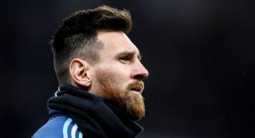 برترین گل ها و تکنیک های مسی در بارسلونا سال 2019 میلادی