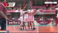 خلاصه بازی والیبال ایران 1-3 آمریکا جام جهانی 2019 ژاپن