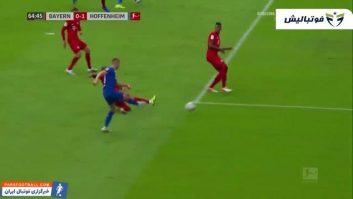 خلاصه بازی هوفن هایم 2-1 بایرن مونیخ بوندس لیگا آلمان 2019/2020