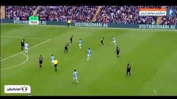 منچسترسیتی ؛ خلاصه بازی منچسترسیتی 0-2 وولورهمپتون لیگ برتر انگلیس 2019/2020